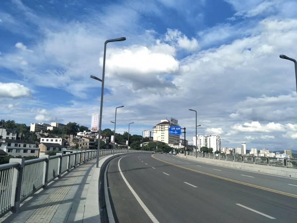 永定城区白马泉高架桥建设betway必威电竞第二标段